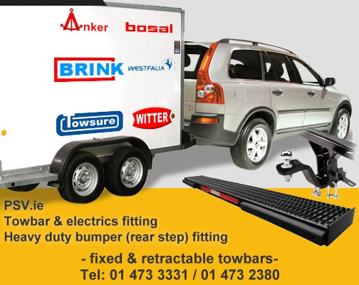 fixed and retractable towbar and rear step fitting services