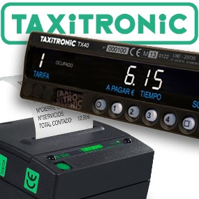 taxitronic taxi accessories supplied and fitted