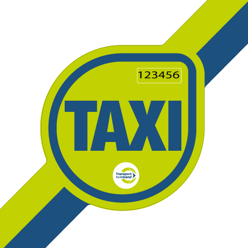 approved taxi door stickers branding