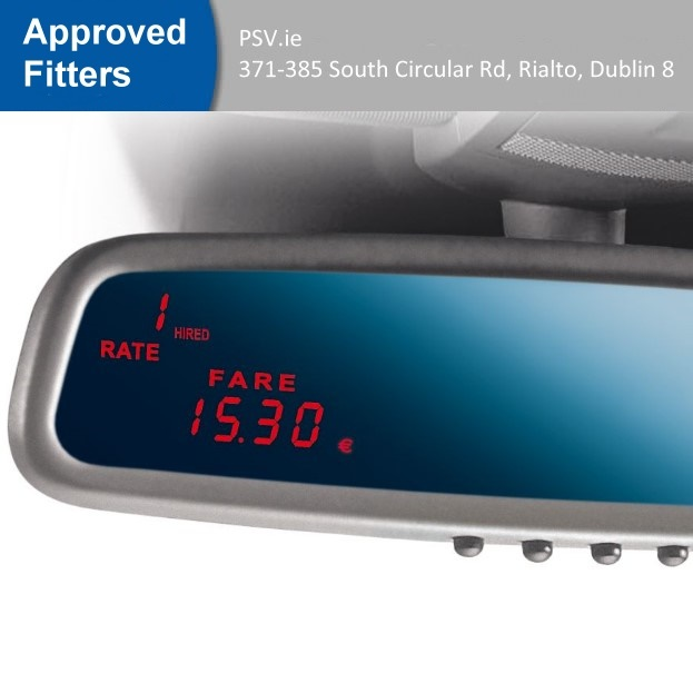Taxi meter for sale online - Free fitting and calibration nationwide