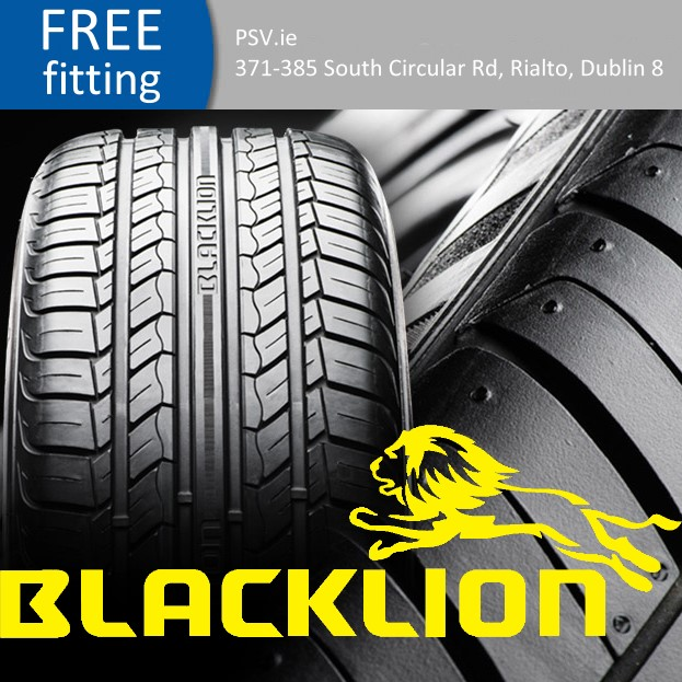 blacklion tyres for sale Dublin