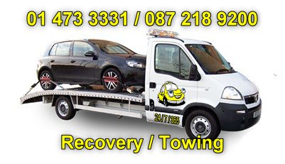 car recovery and towing services