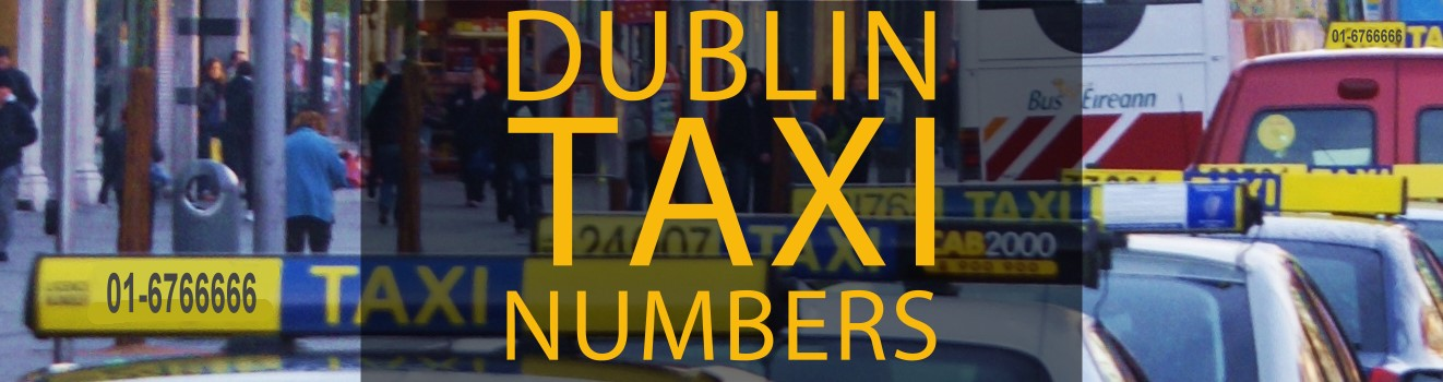 Dublin taxi numbers