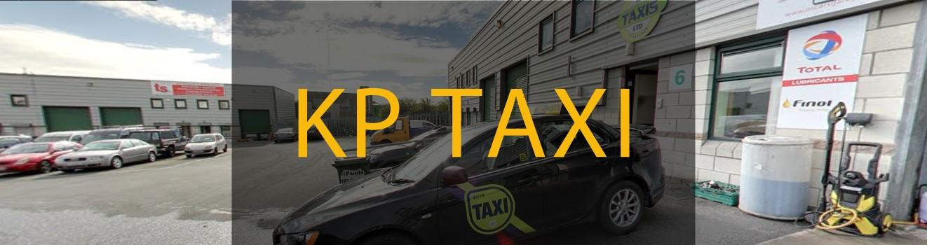 KP Taxi Dublin