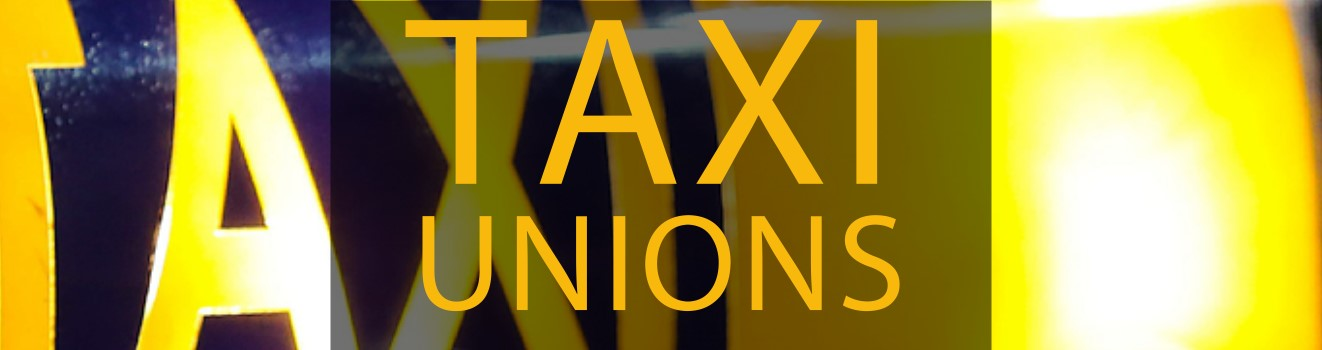 taxi unions Ireland