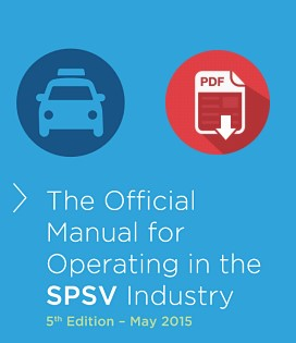 The Official Manual for Operating in the SPSV Industry 5th Edition – May 2015