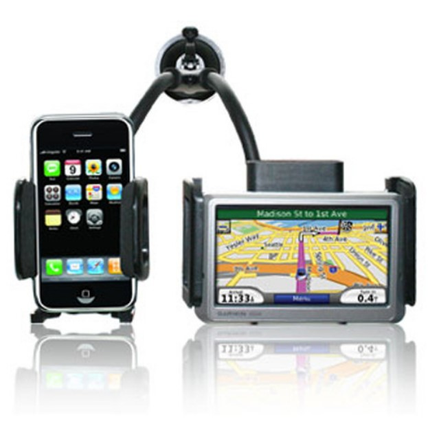 2 in 1 smart devices holder