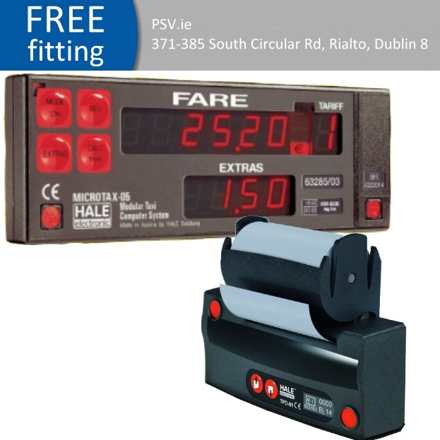 hale meter plus printer package