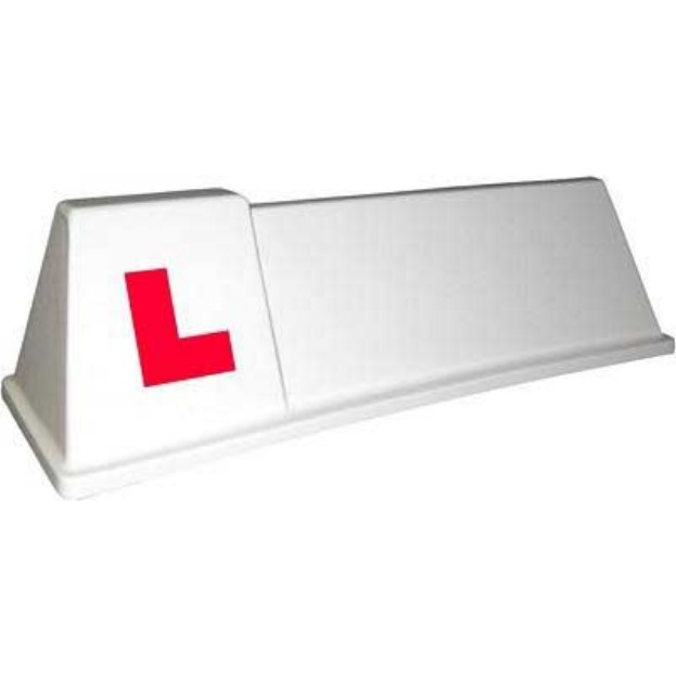 driving school roofsign 2