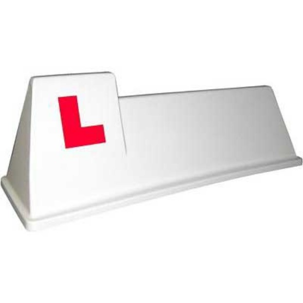 driving school roofsign 3
