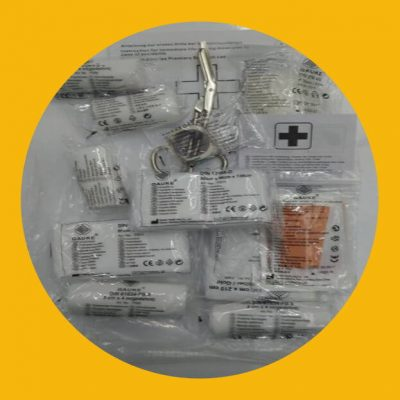 safety kit contents