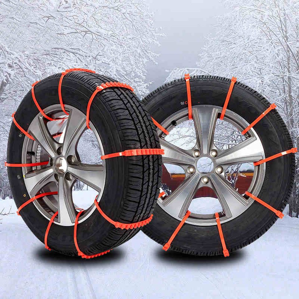 zip clip go tyre emergency kit for snow chains mud