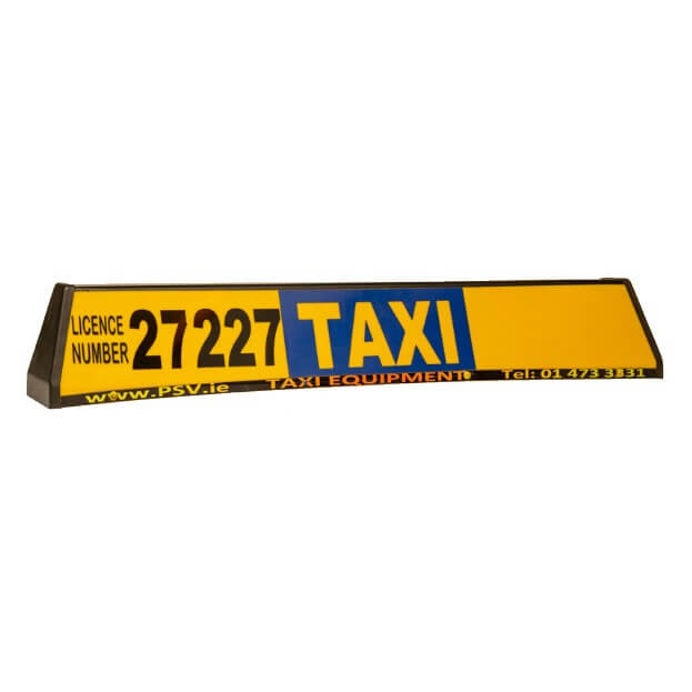taxi roofsign 2 refurbished